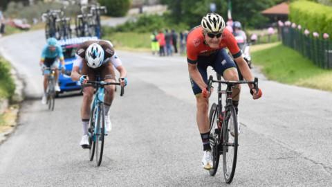 Giro: vince Mohorici, Chaves alla deriva