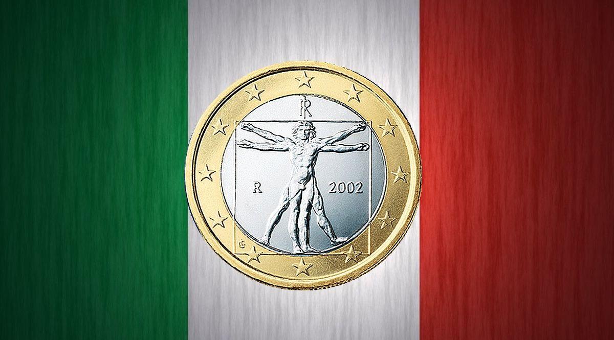 italia nell'euro