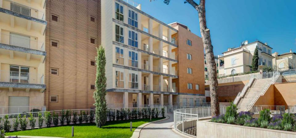 Case a Roma: Bnp RE investe nel recupero di edifici in centro