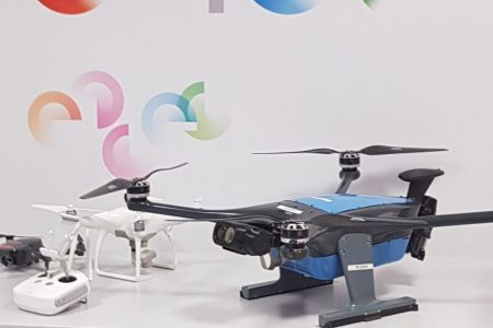 Enel, nuovi droni contro incidenti e inquinamento