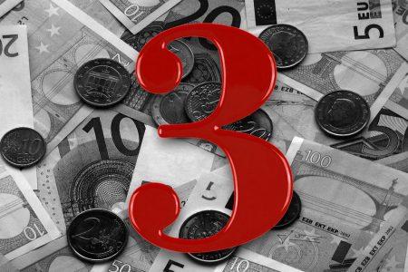 Il 3 è un numero magico anche sui mercati: ecco perchè