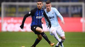 Vecino e Milinkovic Savic in Inter Lazio