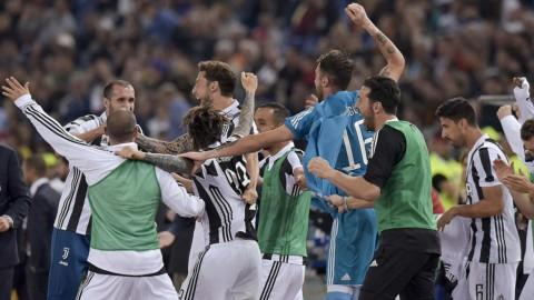 La Juve conquista a Roma il settimo scudetto di fila: è record