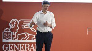 Marco Sesana country manager Generali Italia