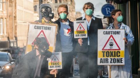 Smog assassino: 500mila morti solo in Europa