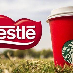 """Nestlé e Starbucks siglano il """"patto del caffè"""" da 7 miliardi"""