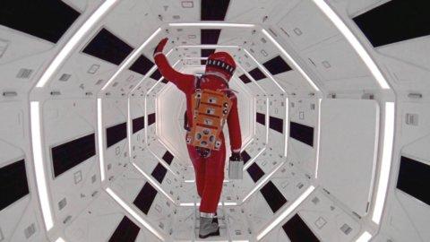 """Cinema: """"2001 Odissea nello spazio"""" torna 50 anni dopo"""