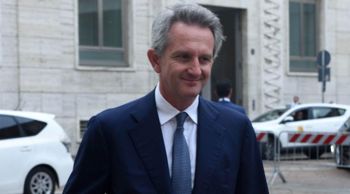 Alberto Nagel ad di Mediobanca