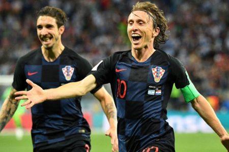 Mondiali: incubo Argentina, Modric cancella Messi