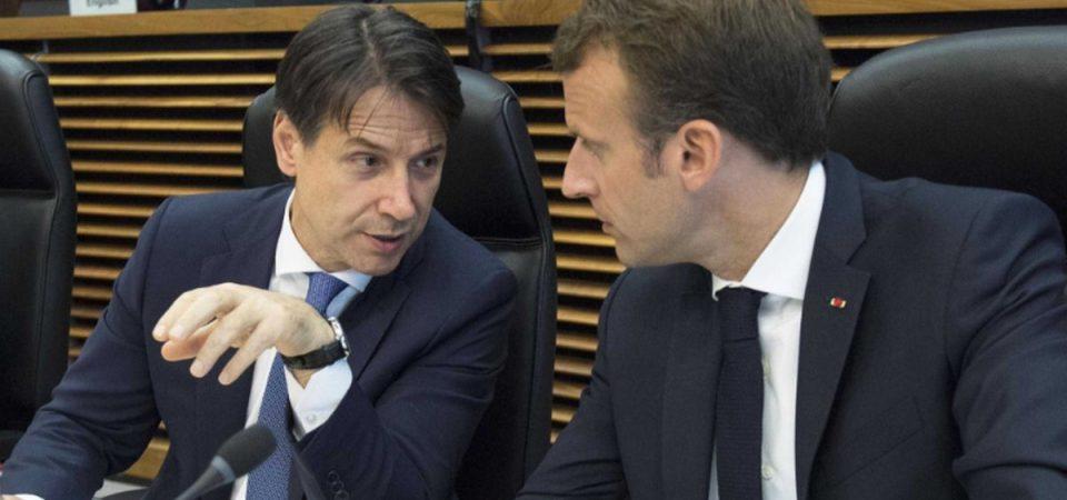 "Tav, Macron gela Conte: ""Non ho tempo da perdere"""