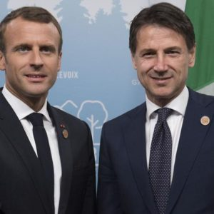 Italia-Francia, è disgelo: Conte venerdì da Macron