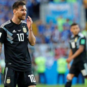 Mondiali: Messi stecca, Francia soffre ma vince