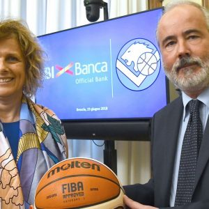 Ubi Banca diventa official bank del Brescia Basket