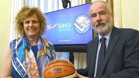 Ubi Banca diventa official bank del Brescia Basket