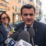 Gian Marco Centinaio ministro Politiche Agricole