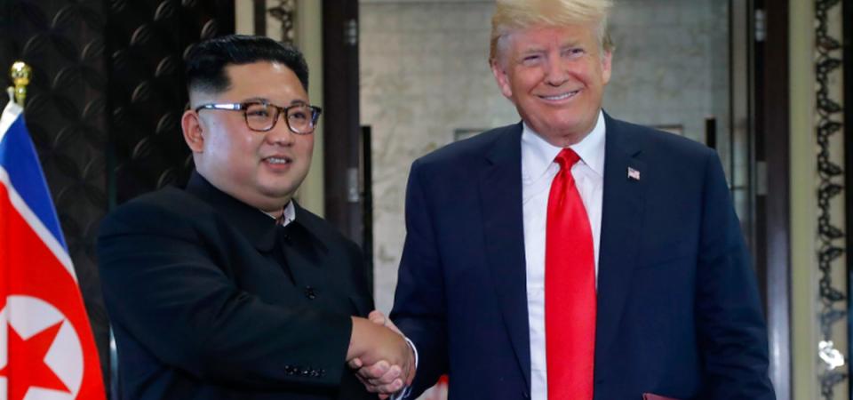 Trump e Kim mandano in archivio la guerra atomica
