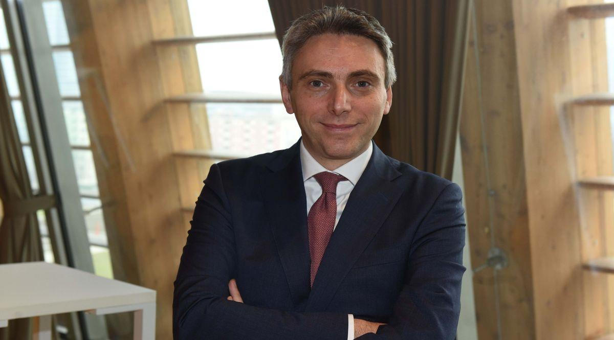 Toni Volpe Ceo Falck Renewables