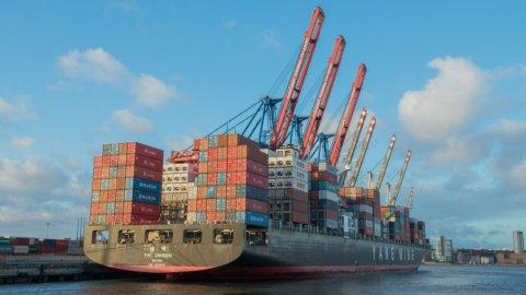 L'economia marittima punta su un hub sostenibile