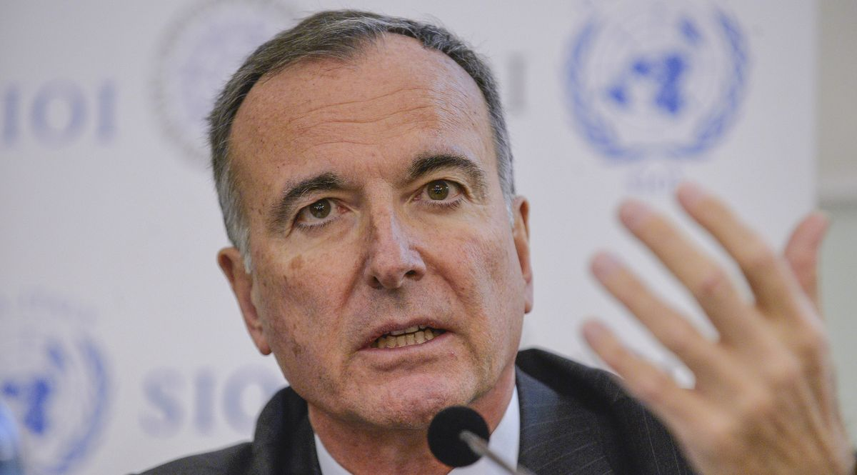 Franco Frattini presidente SIOI