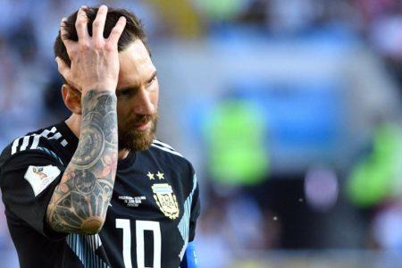 Mondiali: Argentina-Croazia è già decisiva per Messi & Co.
