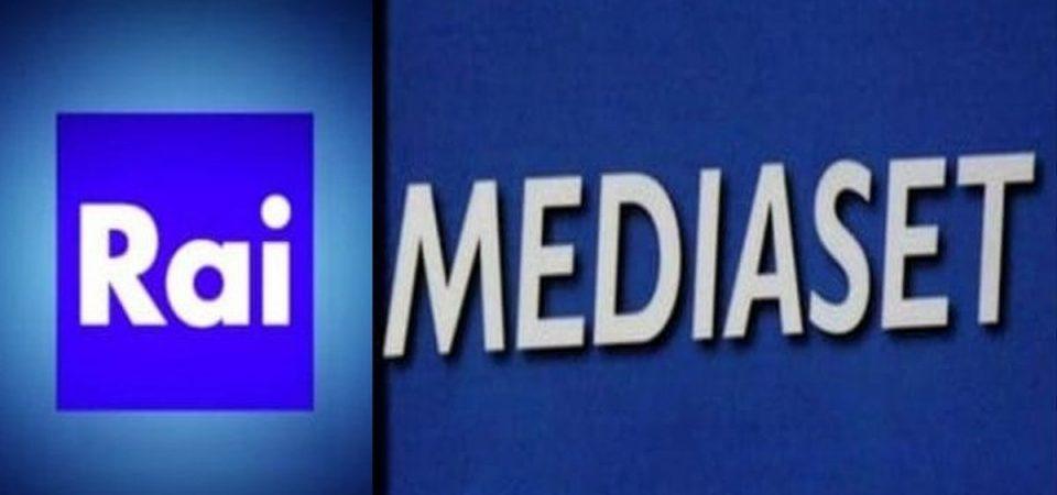 Rai e Mediaset, scintille per le tv