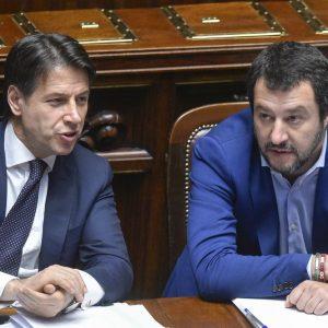 """Governo, è crisi. Salvini: """"Subito al voto"""""""