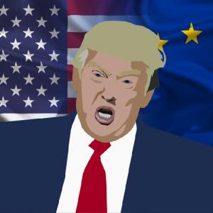 Trump contro la Bce ma Draghi fa la solita magia