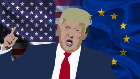 Guerra dei dazi Usa-Ue e Fmi  mettono ansia alle Borse