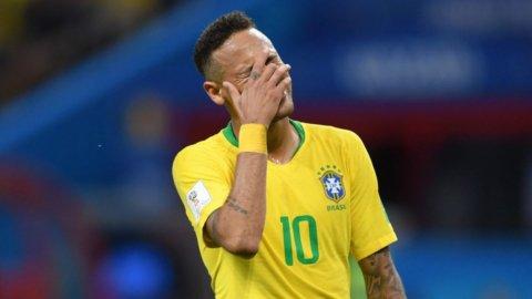 Mondiali: Brasile fuori, la prima semifinale è Francia-Belgio