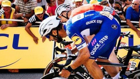 Tour: Groenewegen spezza  Il duopolio Gaviria – Sagan