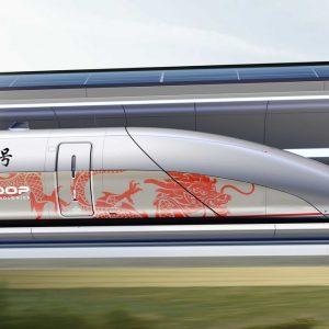 Hyperloop, treni supersonici sulla Via della Seta