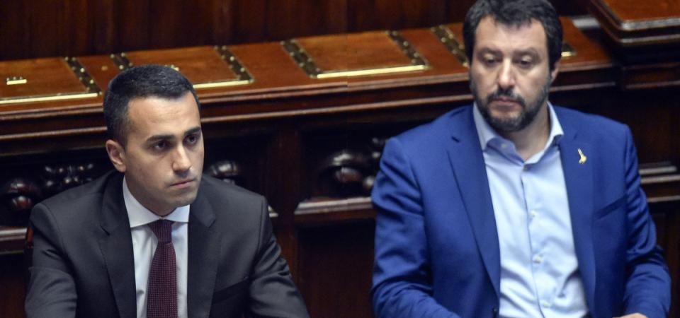 Crisi governo: la Lega vuole il voto, M5S cerca di resistere