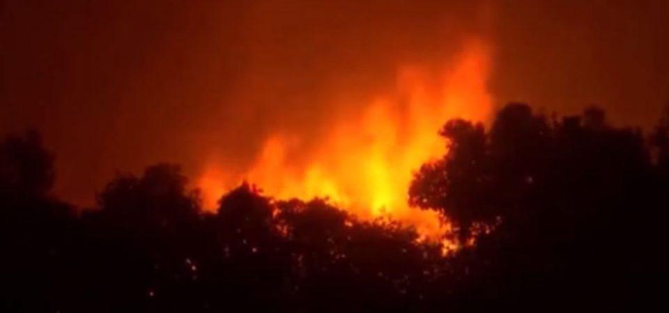 Grecia, inferno di fuoco intorno Atene: morti e feriti, aiuti dall'Europa
