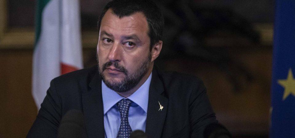 L'avventurosa politica estera di Salvini