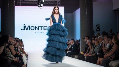 AltaRoma, la moda trasferisce la passerella in banca