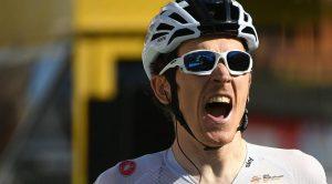 Thomas al Tour de France