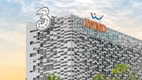 Wind Tre e Zte: prosegue la partnership per la rete mobile