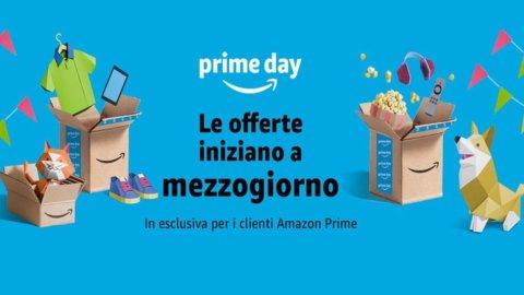 Amazon Prime Day, sconti per 36 ore: ecco cosa sapere