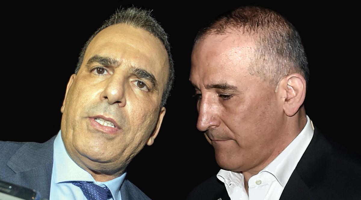 Amos Genish e Renato Mazzoncini