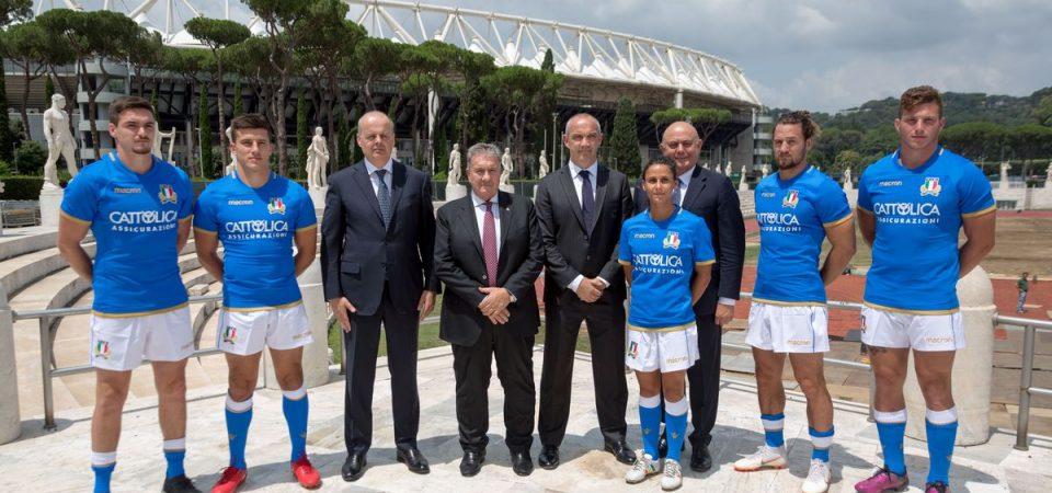 Rugby, Cattolica diventa main sponsor della Federazione