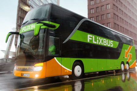 Flixbus, 2018 da record: boom con aeroporti e piccoli Comuni