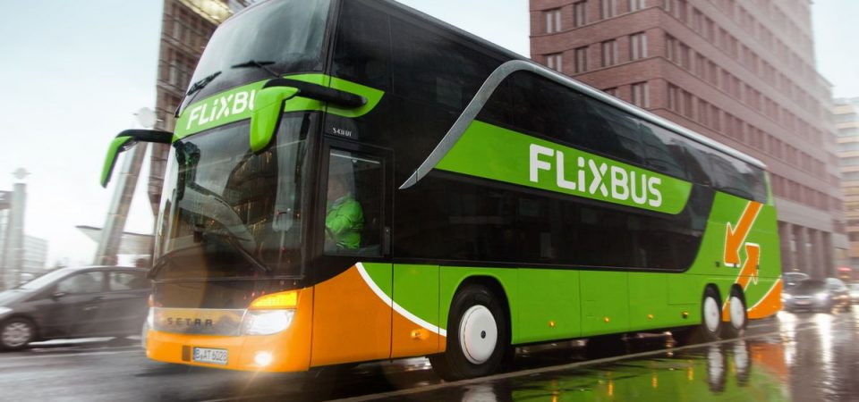"""Trasporti, la sfida di FlixBus: """"Ora bus elettrici e poi i treni"""""""