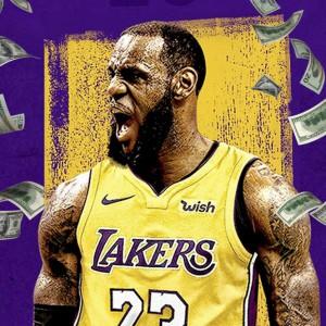 LeBron James ai Lakers guadagnerà più di un dollaro al secondo