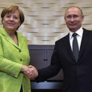 Merkel-Putin, prove di disgelo: incontro in Germania