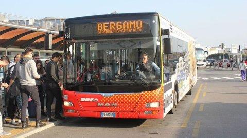 A Bergamo l'abbonamento al trasporto pubblico si paga col cellulare