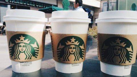 Caffè, Starbucks apre un megastore nel cuore di Milano