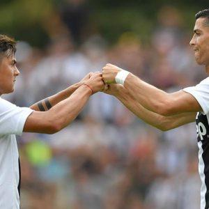 Cristiano Ronaldo e Higuain superstar in Juve-Lazio e Napoli-Milan