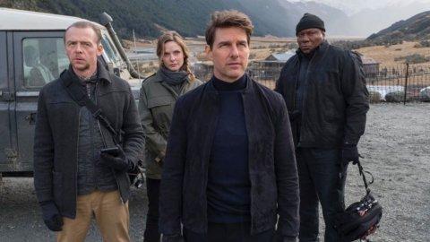 """Cinema: """"Mission Impossibile – Fallout"""", Tom Cruise sempre avvincente"""