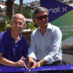 Auto elettrica: Enel X e Castellabate per un turismo a zero emissioni