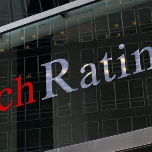 Fitch conferma rating Italia, ma outlook diventa negativo
